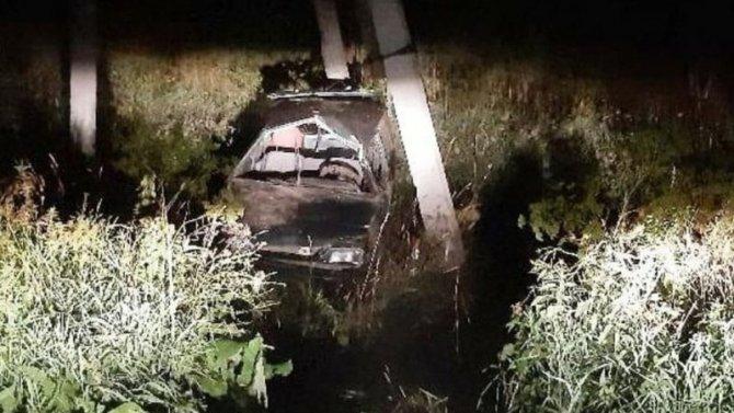 В Новосибирской области по вине пьяного водителя в ДТП пострадал подросток