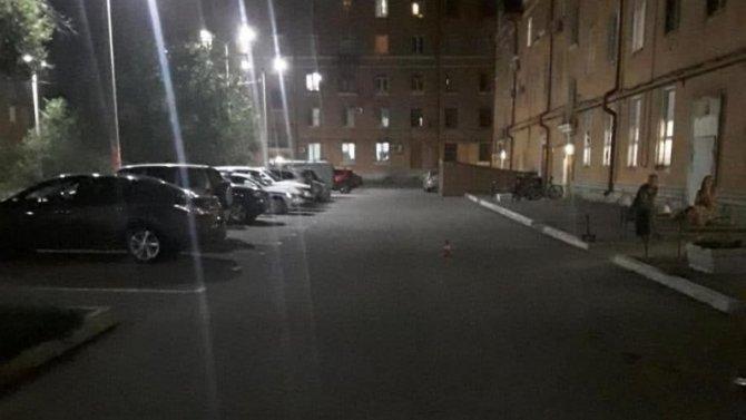 В Новотроицке водитель сбил 5-летнего ребенка и скрылся