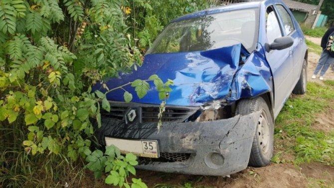 Два человека пострадали в ДТП в Кич-Городецком районе