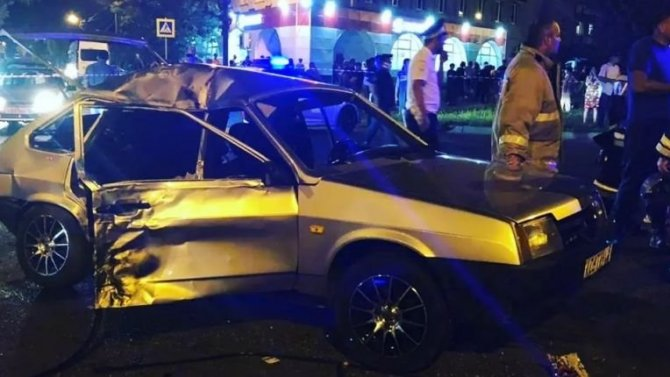 Двое взрослых и ребенок погибли в ДТП во Владикавказе