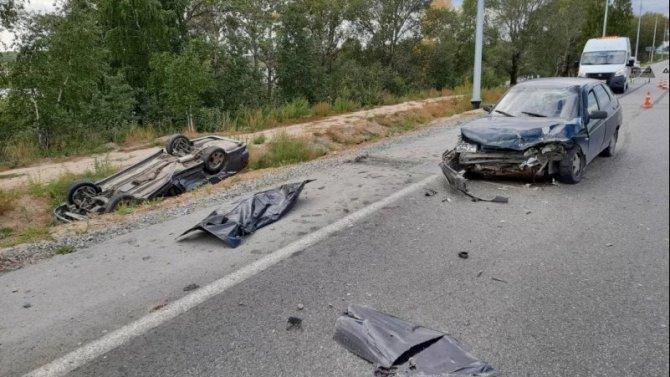 В ДТП под Тюменью погиб человек