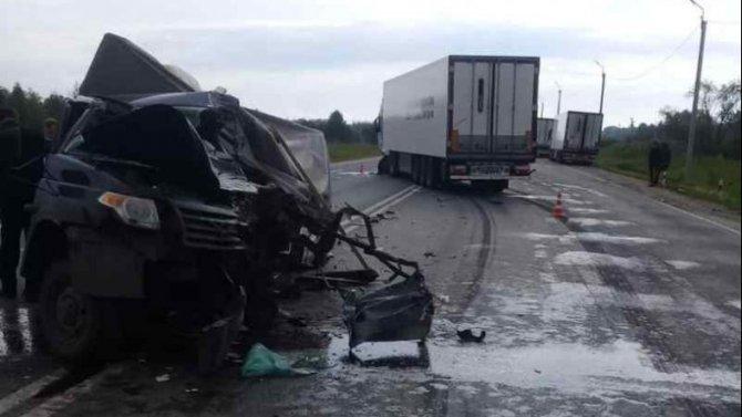Водитель УАЗа погиб в ДТП в Чулымском районе Новосибирской области