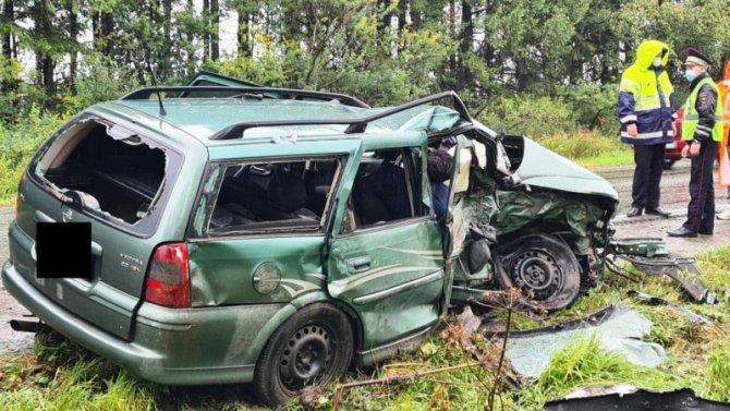 В ДТП под Нижним Тагилом погибла женщина