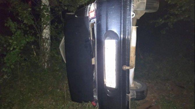 16-летняя девушка погибла в ДТП в Завьяловском районе Удмуртии