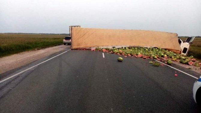 Один человек погиб в ДТП в Новосибирской области