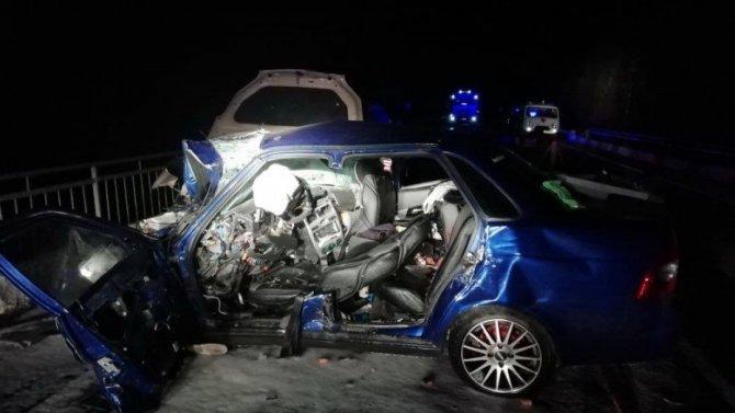 Молодой водитель «Лады» погиб в ДТП в Корткеросском районе