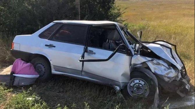Пять человек пострадали в ДТП в Сакском районе Крыма