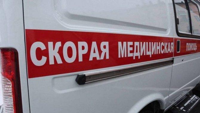 В Улан-Удэ автомобиль сбил двух женщин на переходе