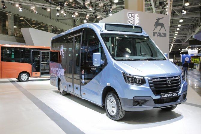 Водоробус ГАЗель City (1)