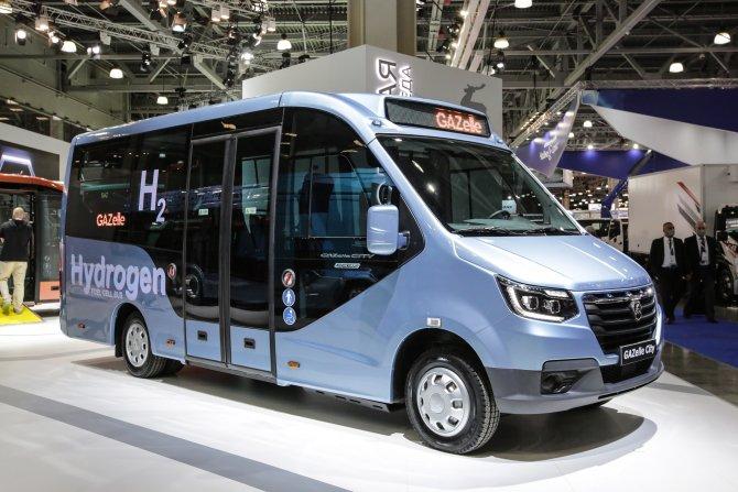 Водоробус ГАЗель City (2)