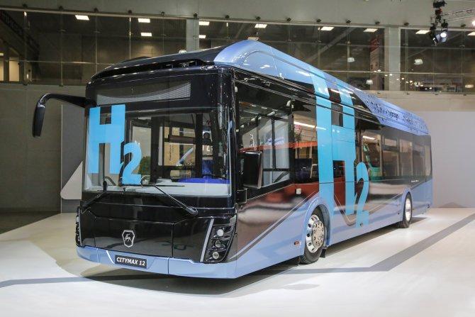 Водоробус CITYMAX Hydrogen (1)