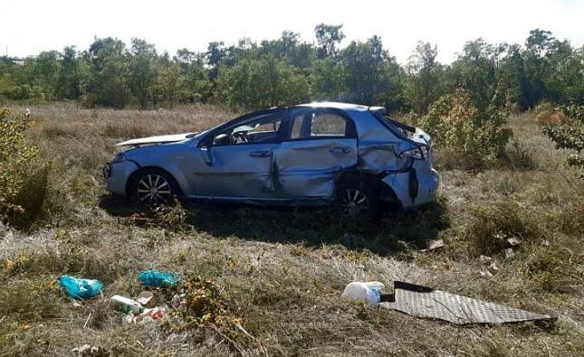 В Ростовской области женщина погибла в ДТП из-за осы (2)