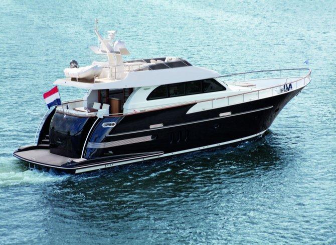 Яхты Wim van der Valk