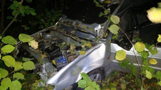 18-летний водитель погиб в ДТП в Перевозском районе Нижегородской области