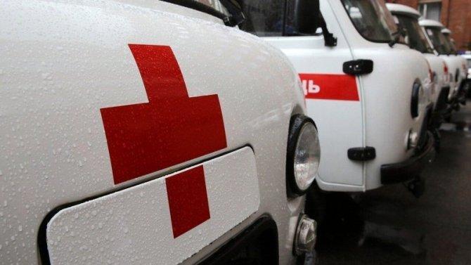 Двое взрослых и д5евочка пострадали в ДТП в Тверской области