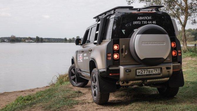 Экологическая акция Land Rover Авилон в рамках проекта «Эстафета Добра»