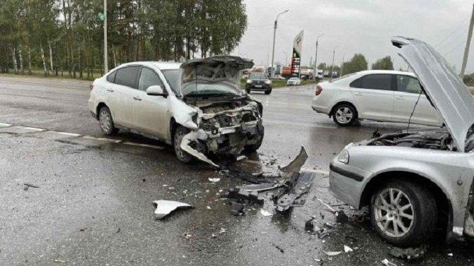 Пять человек, в том числе ребенок, пострадали в ДТП в Марий Эл