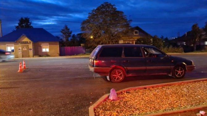 В Твери пьяный водитель сбил пешехода