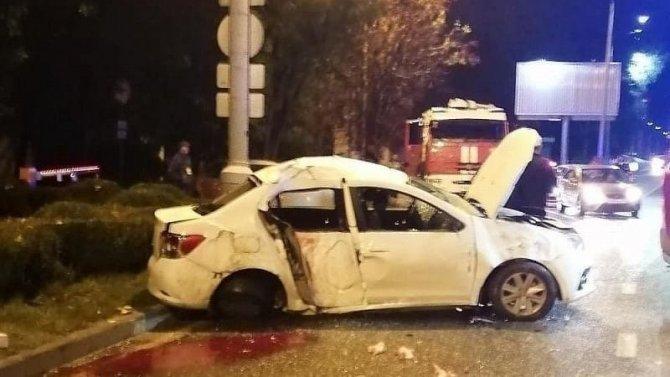 Два человека погибли в ДТП в Краснодаре