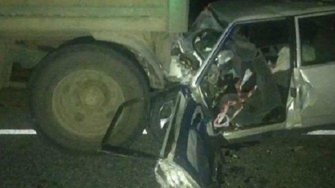 Водитель ВАЗа погиб в ДТП в Туймазинском районе Башкирии