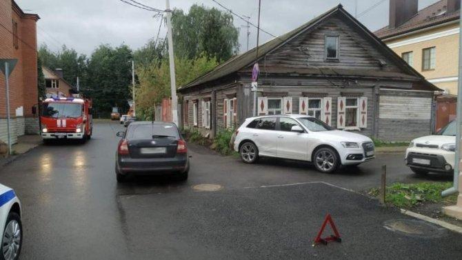 В Твери в ДТП пострадал 7-летний ребенок
