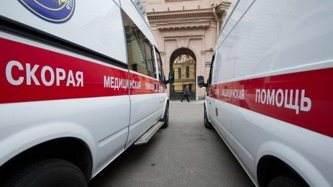2-летняя девочка пострадала в ДТП в Вышнем Волочке