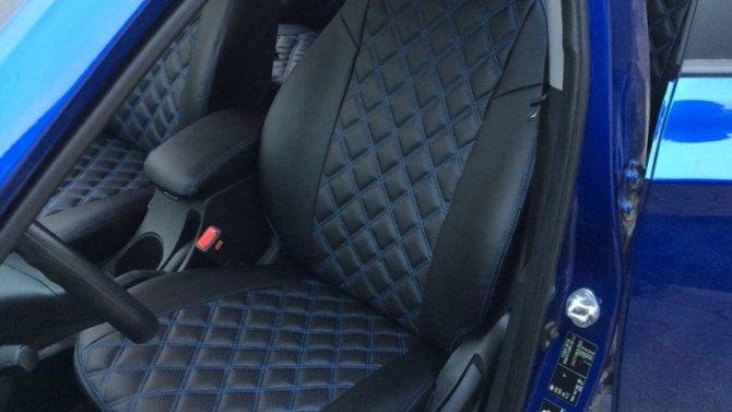 Чехлы накресло авто как способ поберечь машину или улучшить интерьер