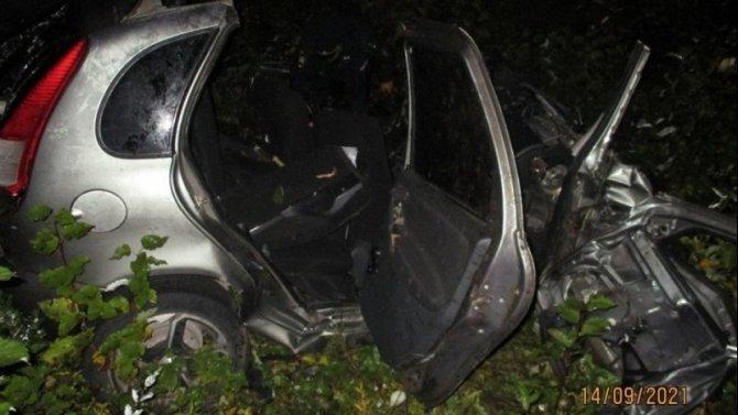 В ДТП в Сысольском районе Коми погиб человек