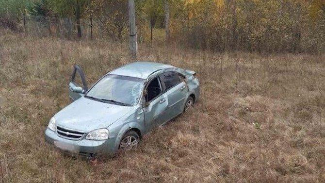 ВРусском погиб 30-летний водитель Chevrolet Lacetti