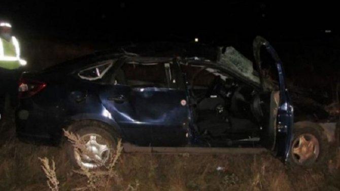 18-летний пассажир «Лады» скончался после ДТП в Башкирии