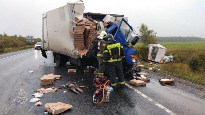 Четыре человека погибли в ДТП в Тульской области