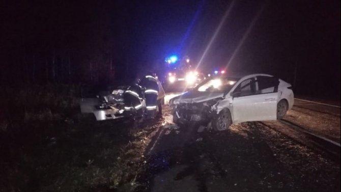 В ДТП в Семеновском районе Нижегородской области погиб человек