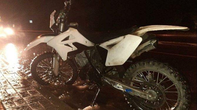 18-летний мотоциклист без прав попал в ДТП в Железноводске