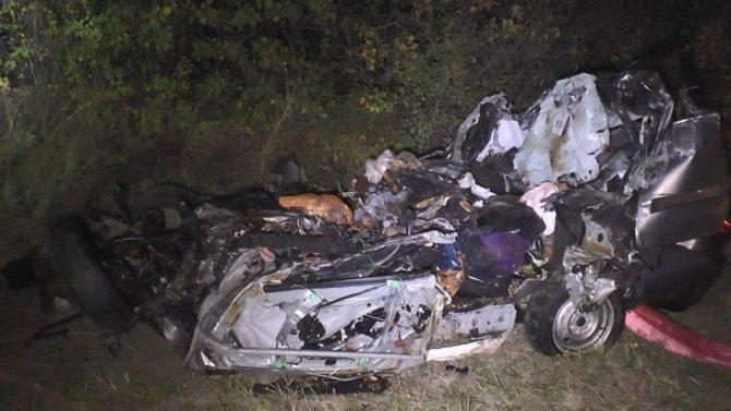 Мужчина и женщина погибли в ДТП в Пензенской области