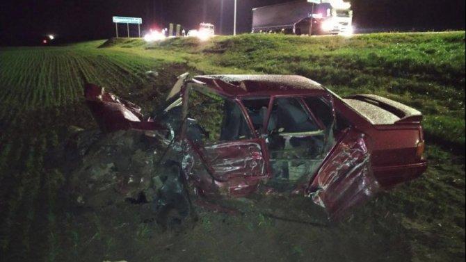 Два человека пострадали в ДТП в Севском районе Брянской области