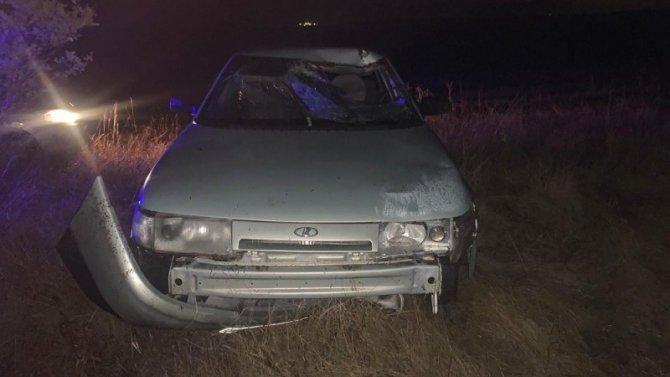 В Самарской области пьяный водитель насмерть сбил женщину и сбежал