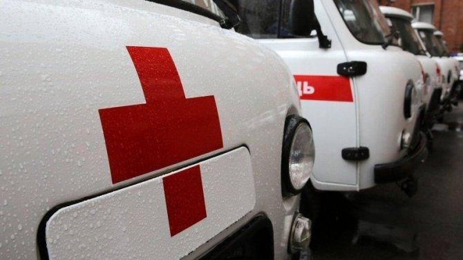 В Москве сбили девочку на самокате