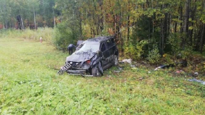 В ДТП в Уватском районе Тюменской области погибли мать с сыном