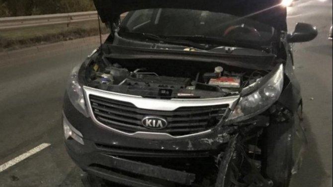 Два человека пострадали в ДТП в Петрозаводске
