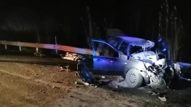 Три человека погибли в ДТП в Аргаяшском районе Челябинской области