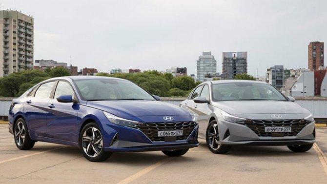 Hyundai Elantra – элегантность и инновационность в каждом конструктивном элементе