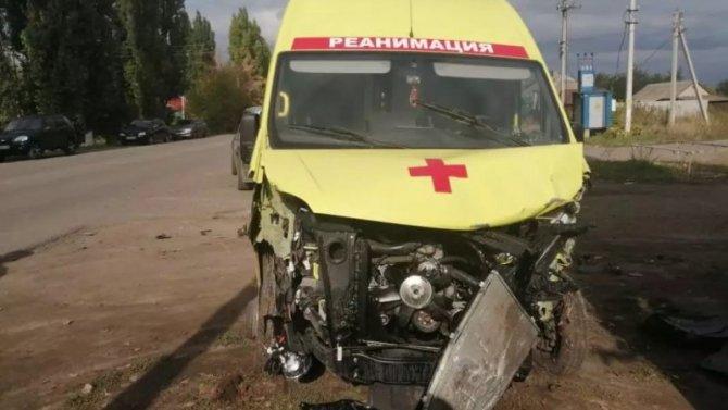 В Воронежской области пенсионерка погибла в машине