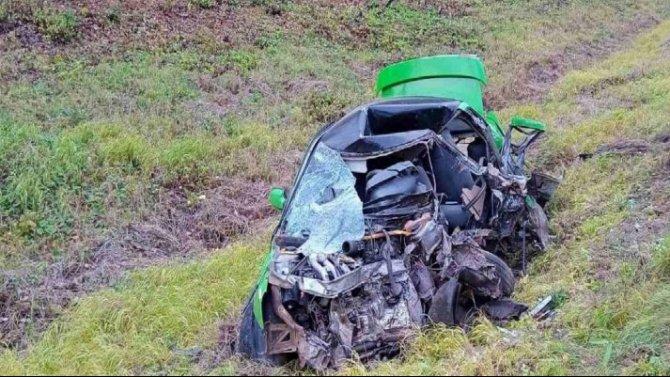 Молодой водитель без прав погиб в ДТП в Кировской области