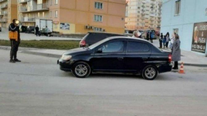В Новосибирске иномарка сбила 6-летнего ребенка
