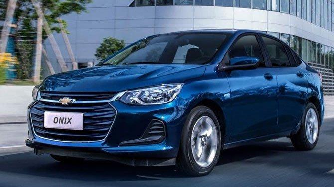 ВРоссии может появиться седан Chevrolet Onix узбекской сборки