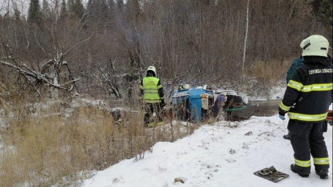 Водитель и пассажир погибли в ДТП в Холмогорском районе