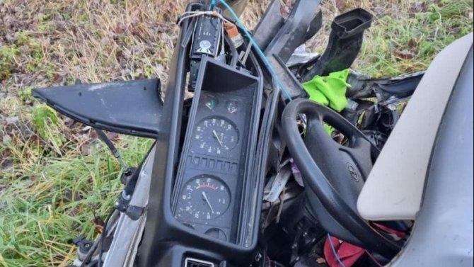 Молодой водитель погиб в ДТП в Тверской области