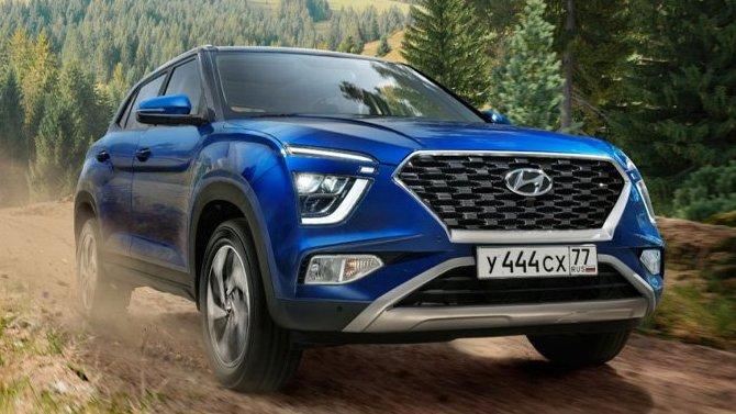 Hyundai Creta – технологичность и инновационность в компактном кузове