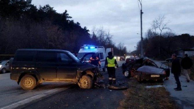30-летний водитель погиб в ДТП в Екатеринбурге