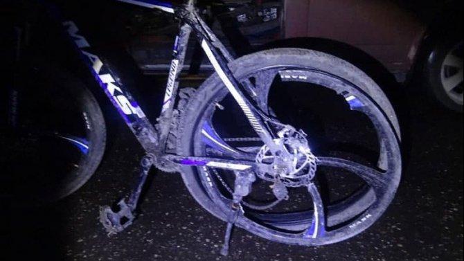 В Архангельской области водитель сбил ребенка на велосипеде и скрылся